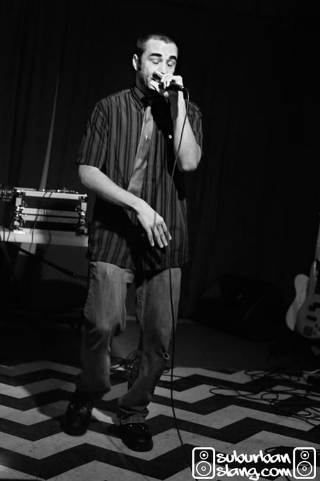 adam selene at the wind up space baltimore