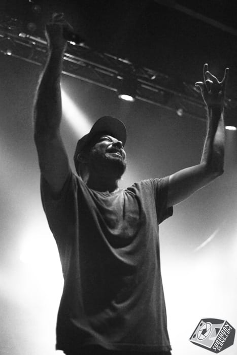 Aesop Rock Impossible Kid Tour at Union Transfer