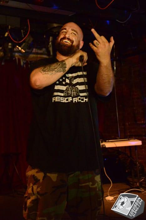 B Dolan at Velvet Lounge