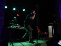 Ceschi live at the Voltage Lounge in PA