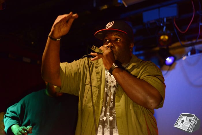 Drop Lockers at Velvet Lounge for Rap Round Robin