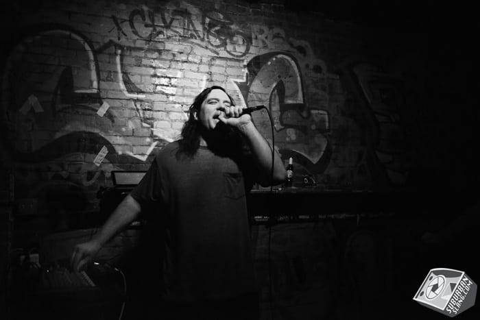 Height at Velvet Lounge for Rap Round Robin