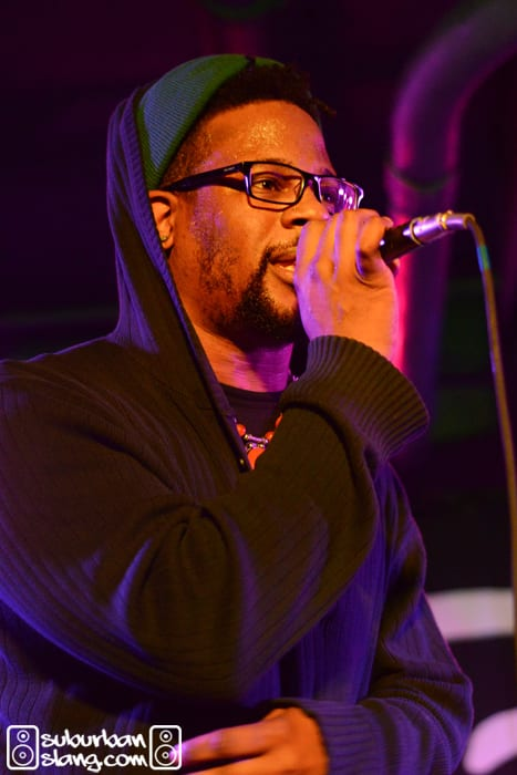 Open Mike Eagle at U Street Music Hall
