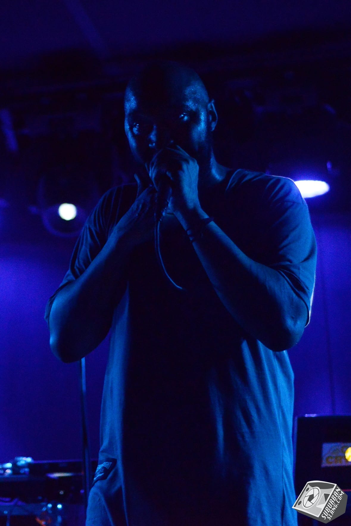 P.O.S at Mercury Lounge in NYC