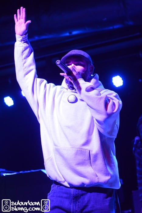 Seez Mics at Baltimore Soundstage