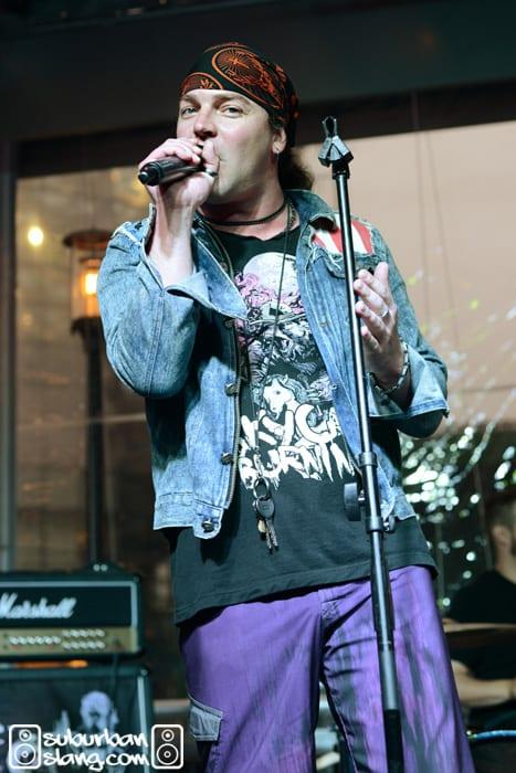 Sin 4 Sin at Hard Rock Cafe